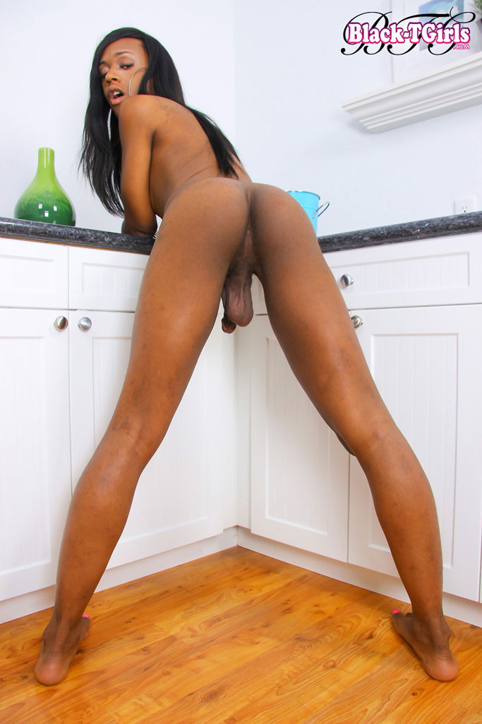 Best of Sexy Black Tgirls Legs Up