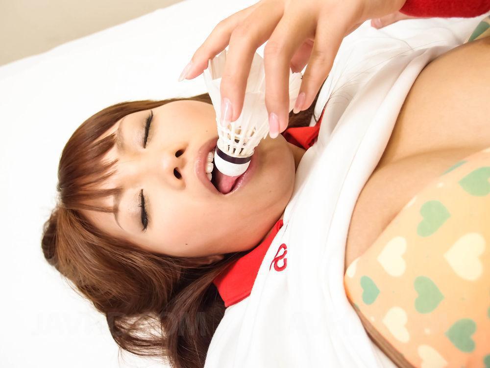Big boobs miki uemura amazing sex in romantic scenes 8