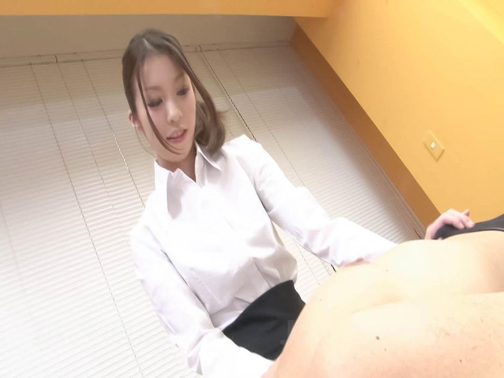 Chihiro hara has cunt in doggy 10