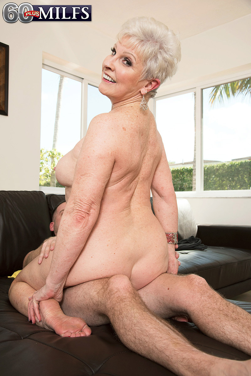 Mature granny women getting fucked by young boys