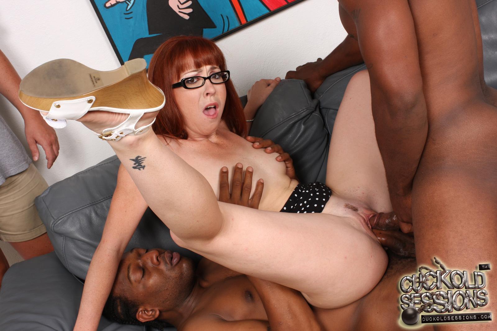 Teen surprised by big dick