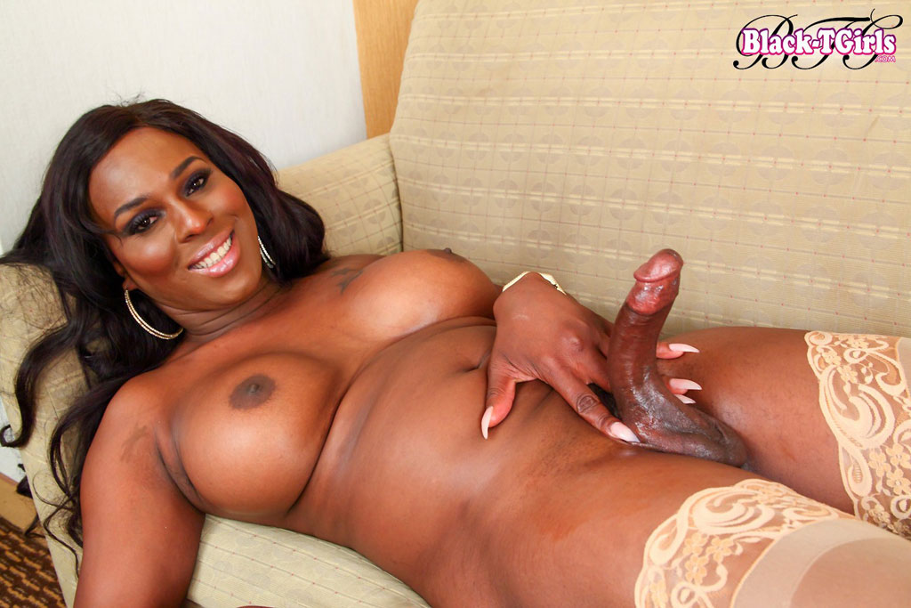 big juicy black shemale cock - Big cock black shemale ladyboy trans T-girls