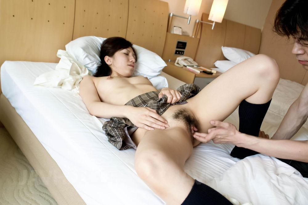 Sana anzyu goes wild on cock during class hours 4