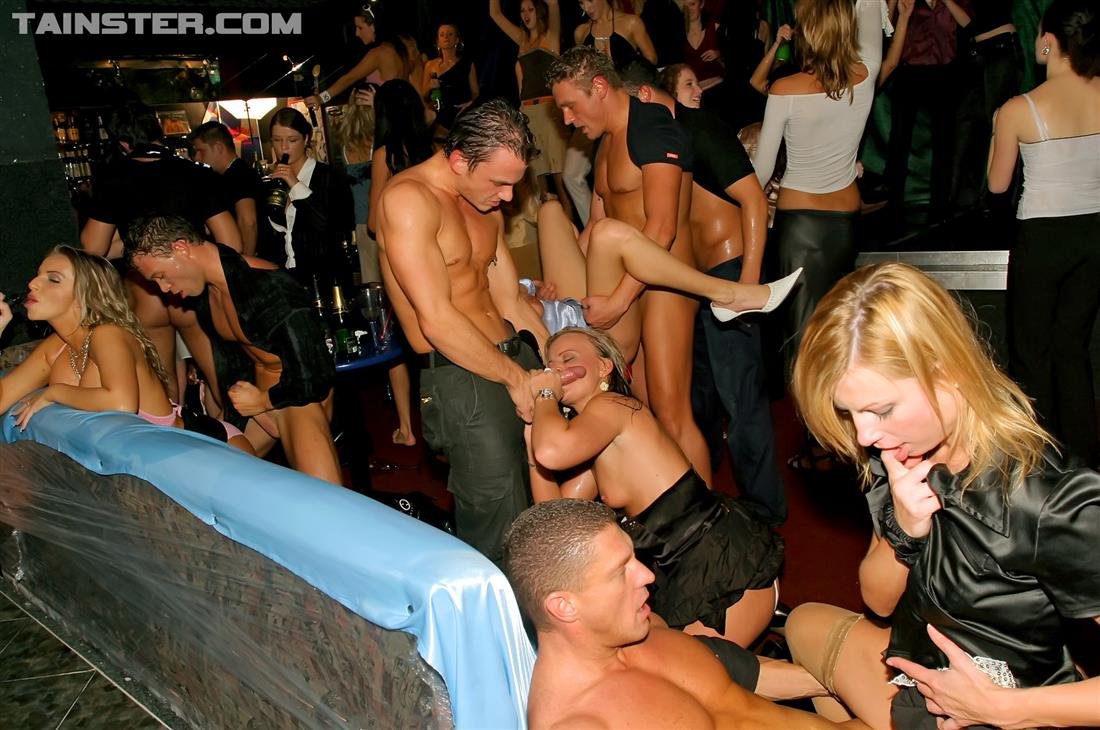 Drunk Girl Masturbates Party