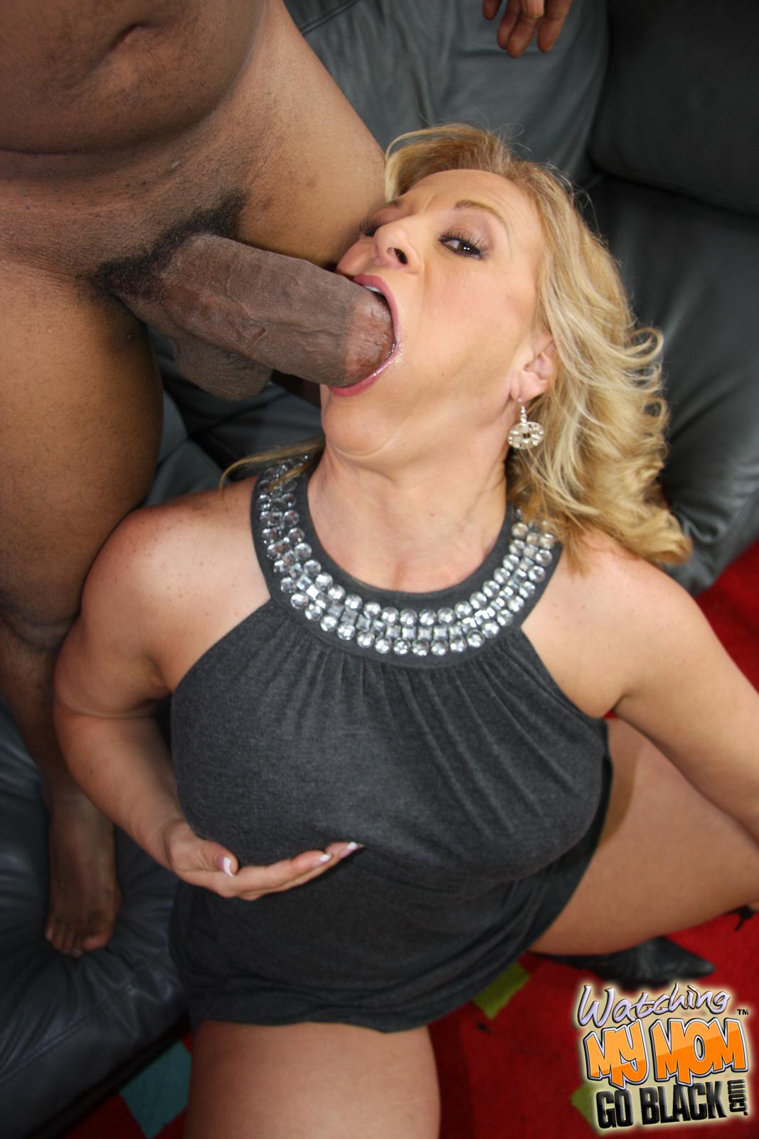 Black Mom Black Son Fuck