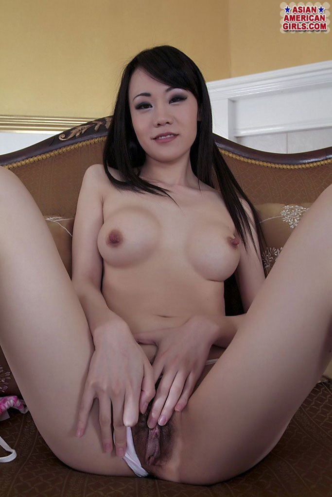 Asian and american porn