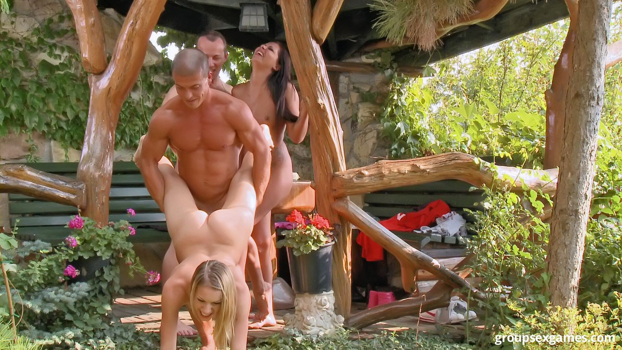 Outdoor Raw Group Sex - Free Porn Samples of Group Sex Games - Group Sex Games ...