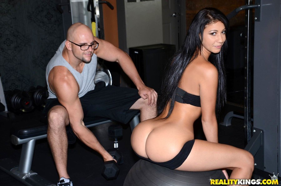 Gym Porno Bilder