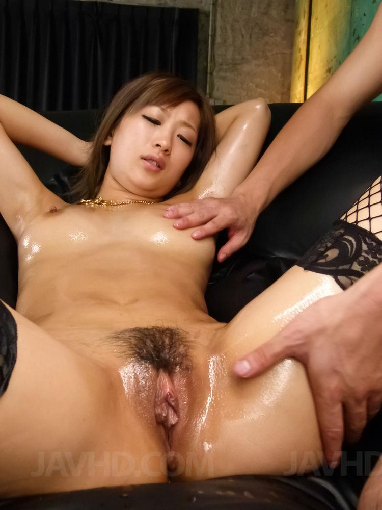Akane mochida fucked in the woods
