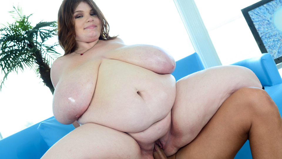 Busty nude redhead mom