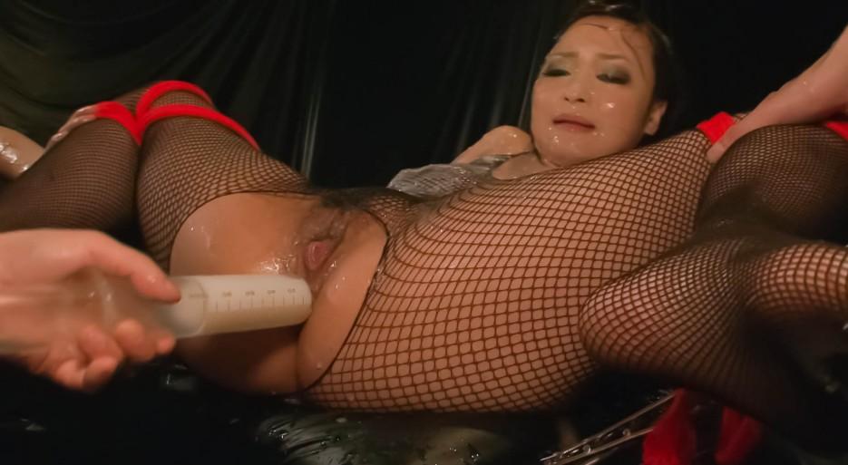 Risa murakami gets tools to lick and uses vi 10