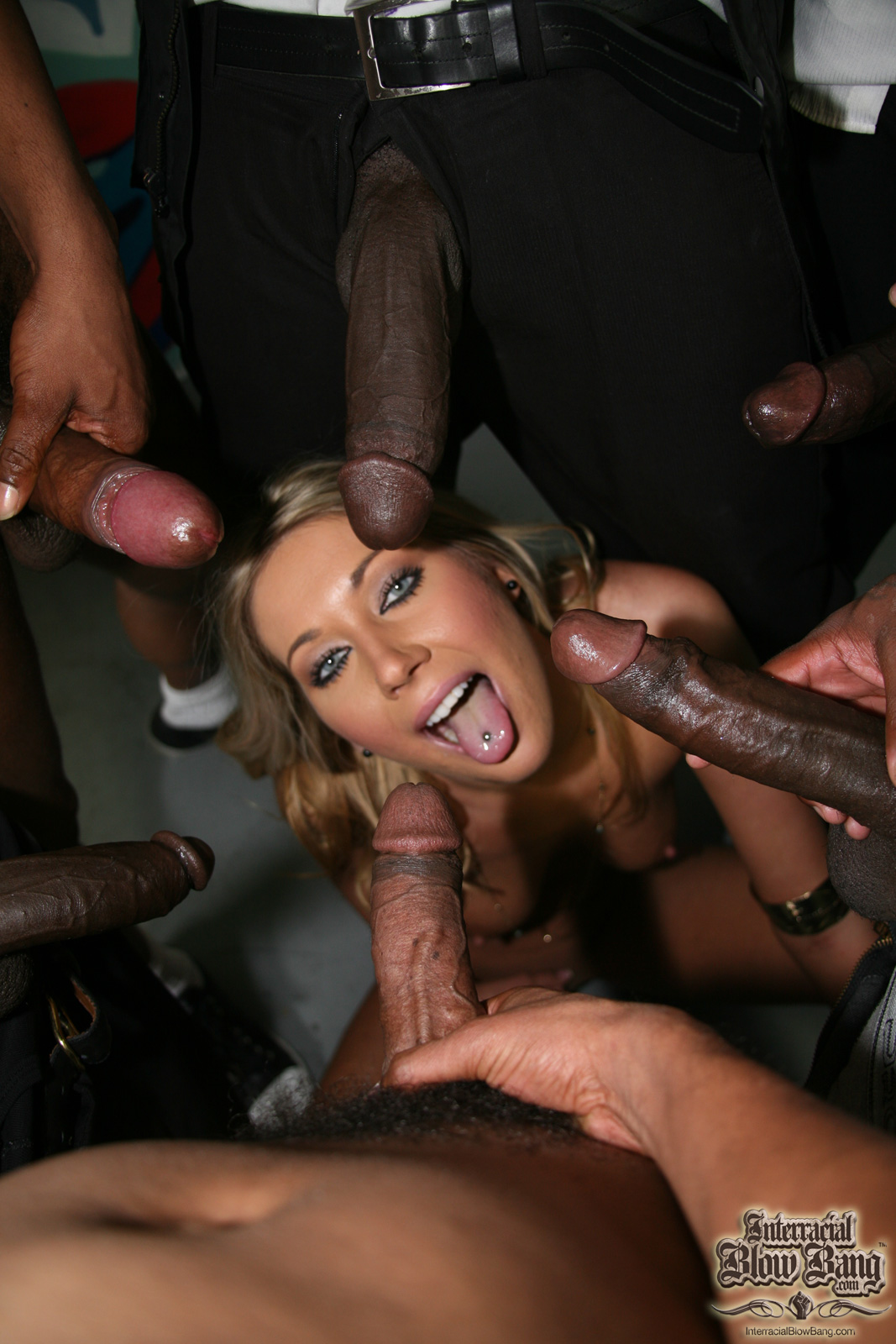 gangbang girl sample