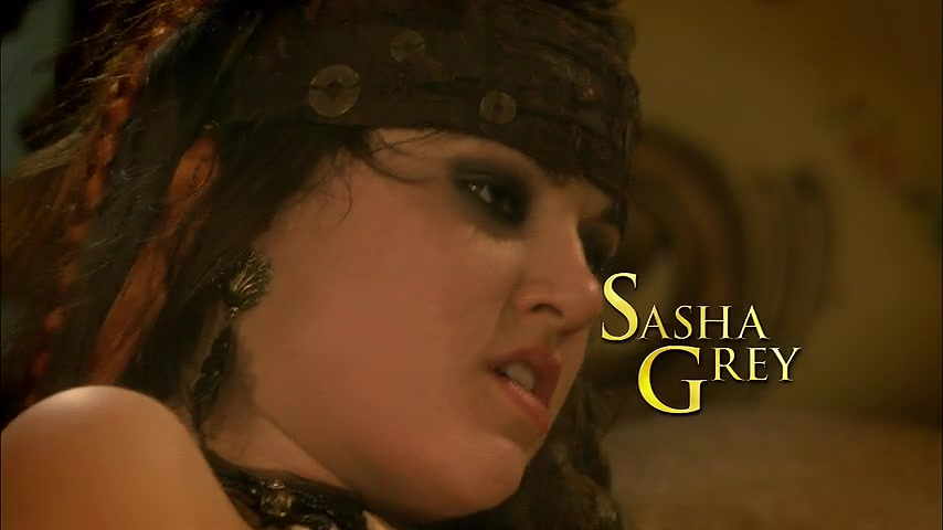 Sasha grey fight over