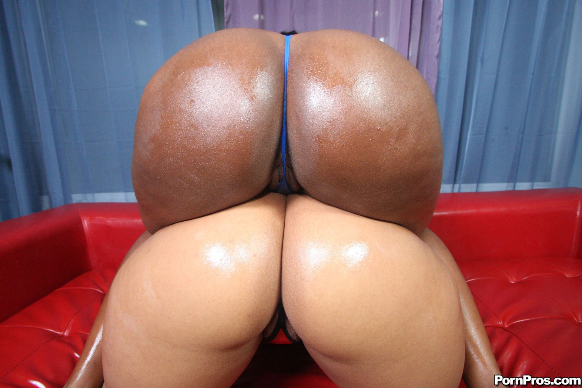 Big Booty Brazilian Pov