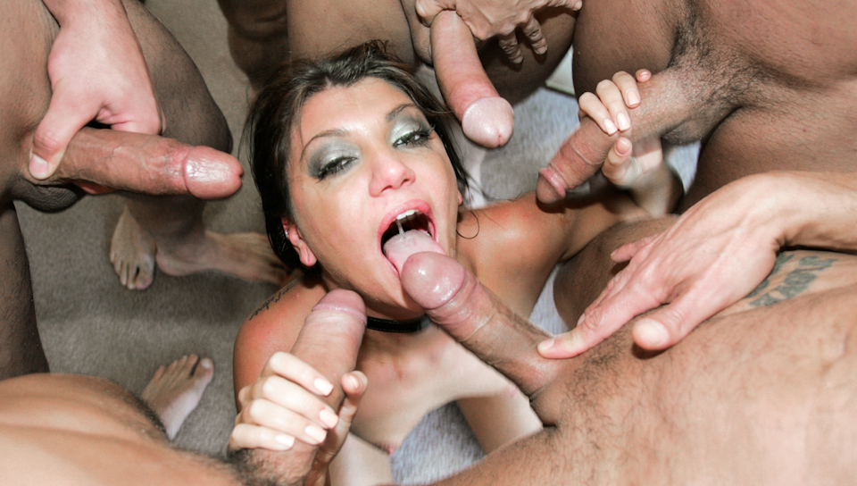 Think, that Free gangbang blow jobs movies