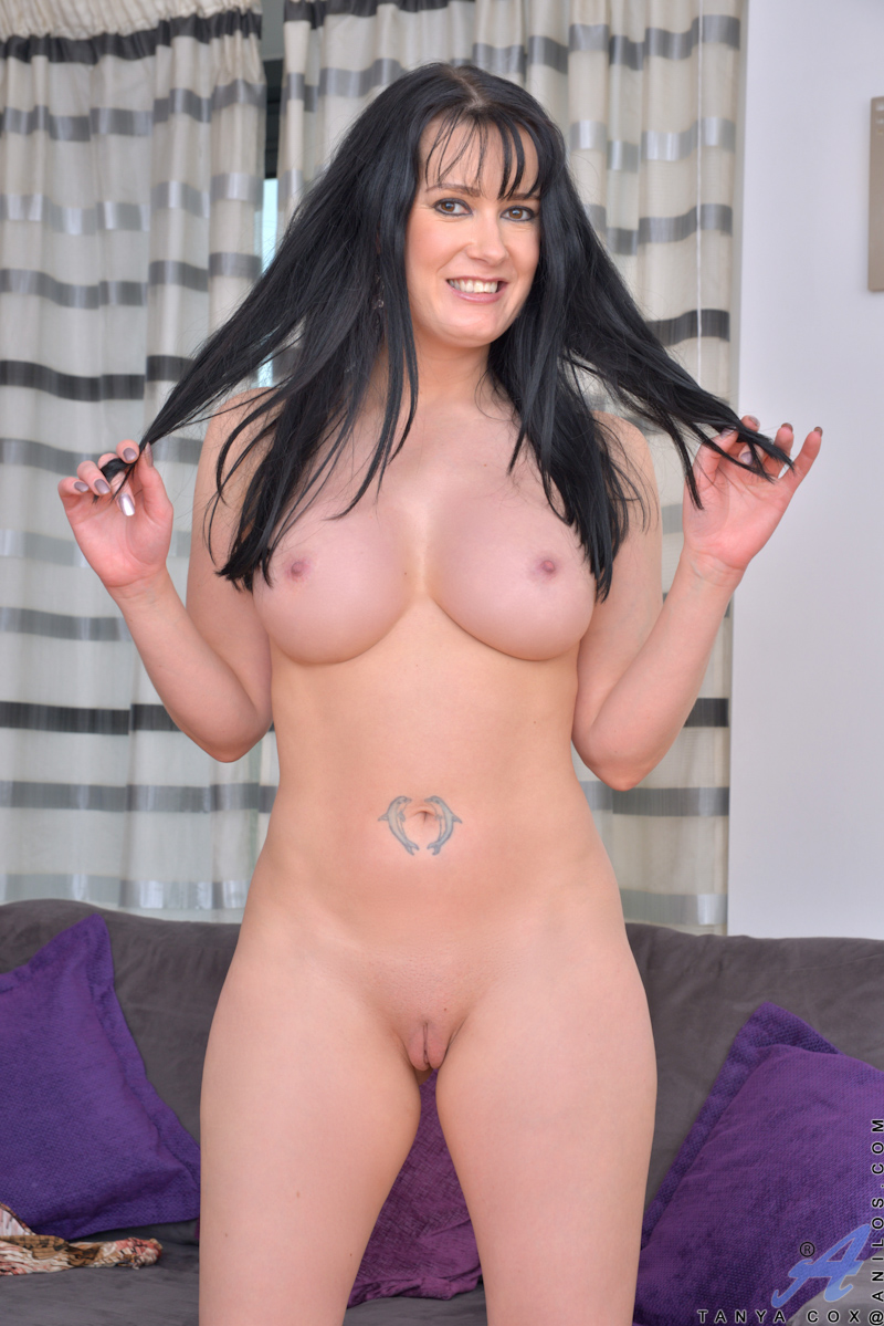 Curvy Mature Solo Masturbation