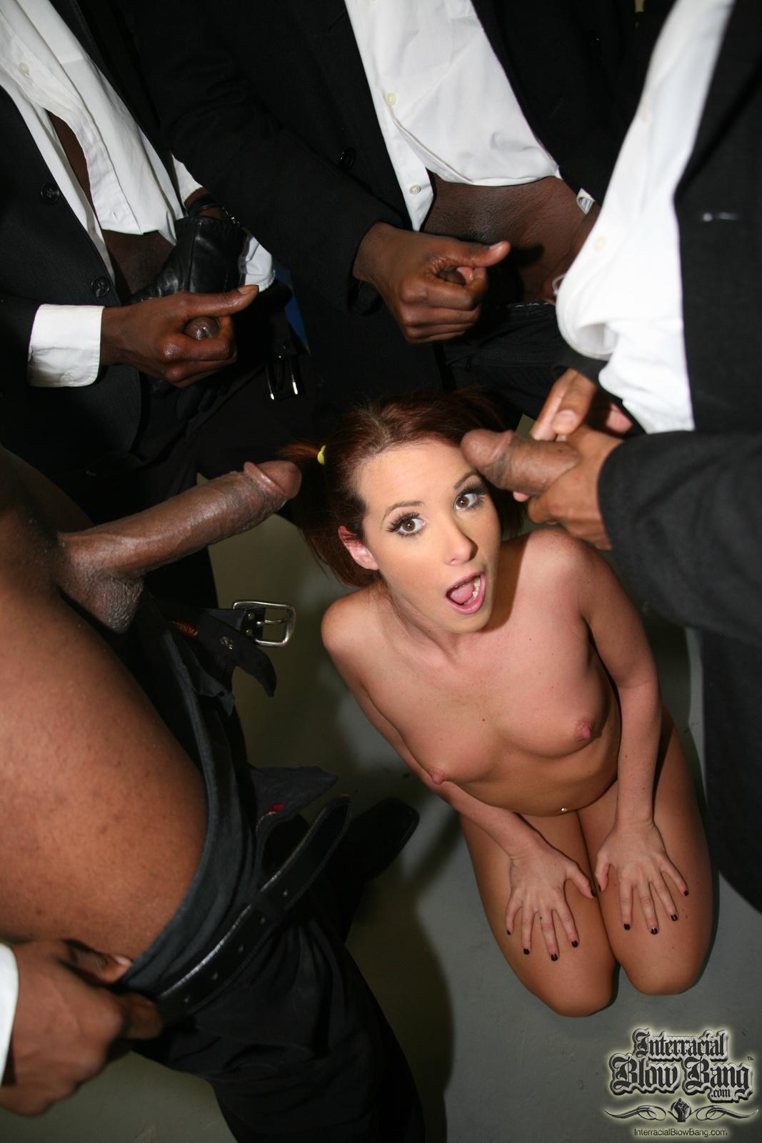 Big Booty Black Girl White Guy