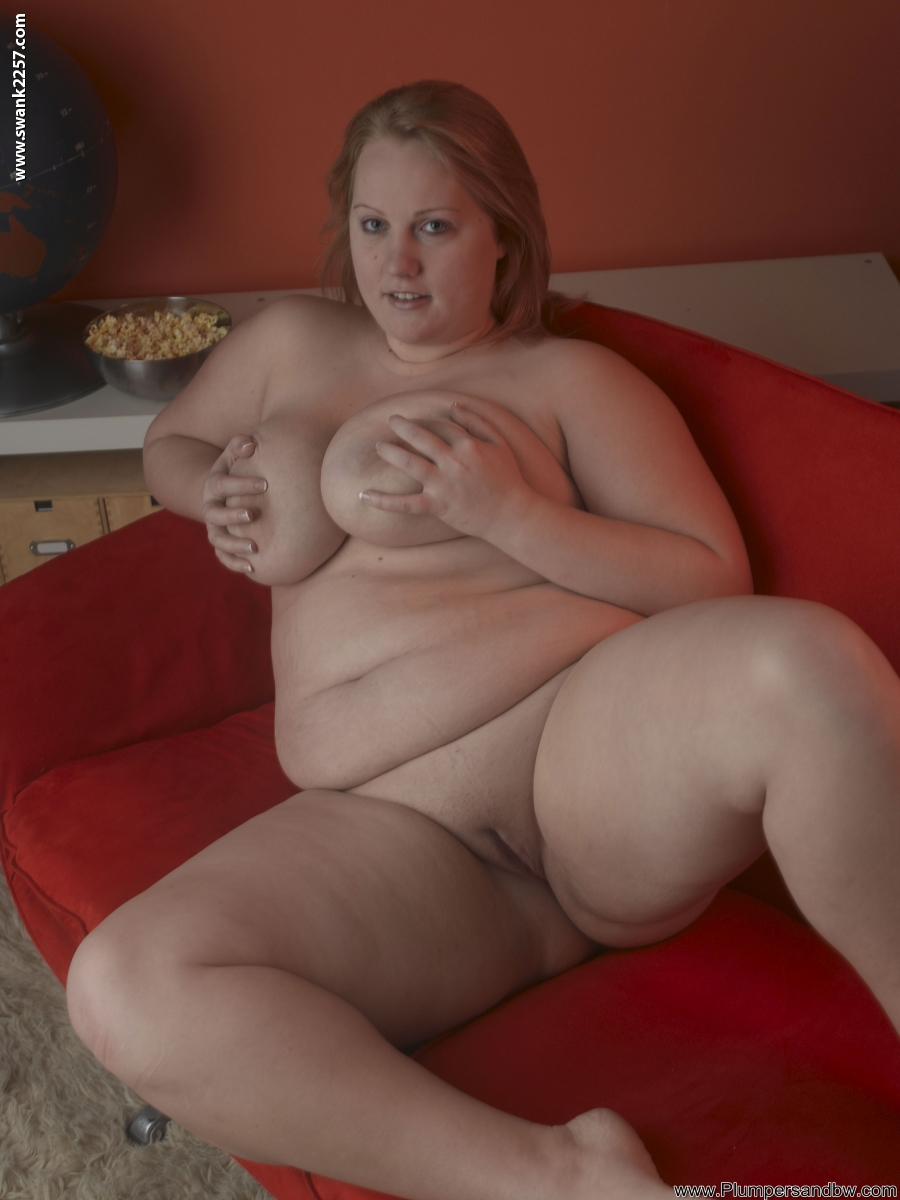 Skinny Blonde With Big Tits