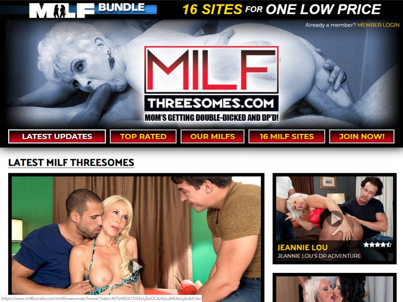 The threesomes adult site