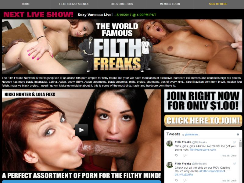 Filth Freaks