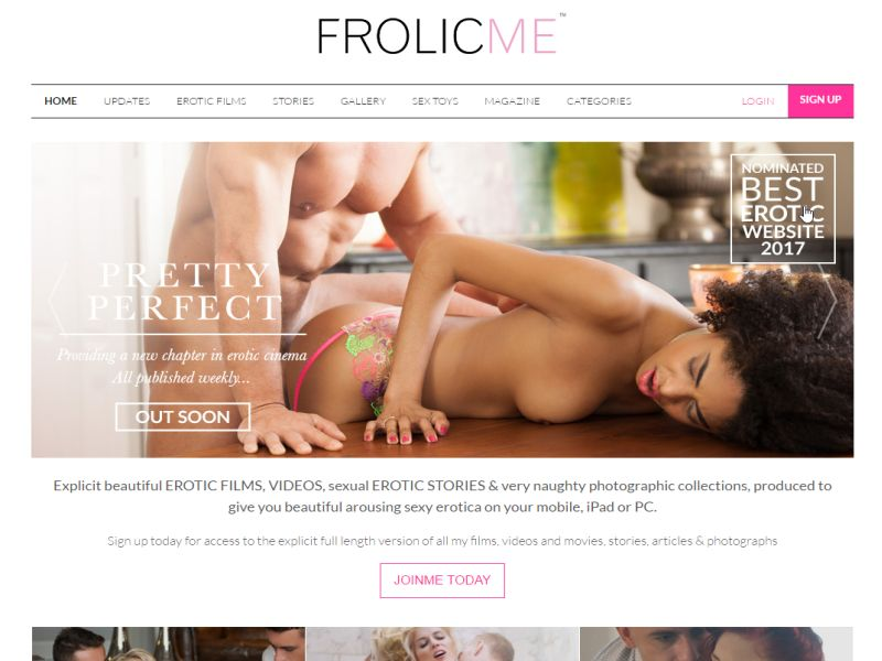 What Is Frolicme