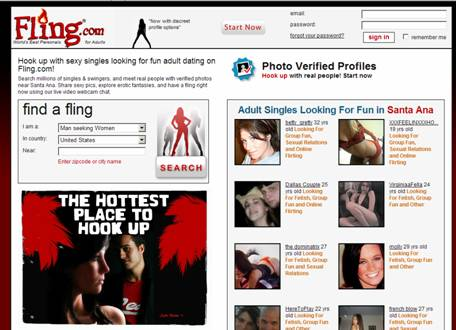 number one hook up site
