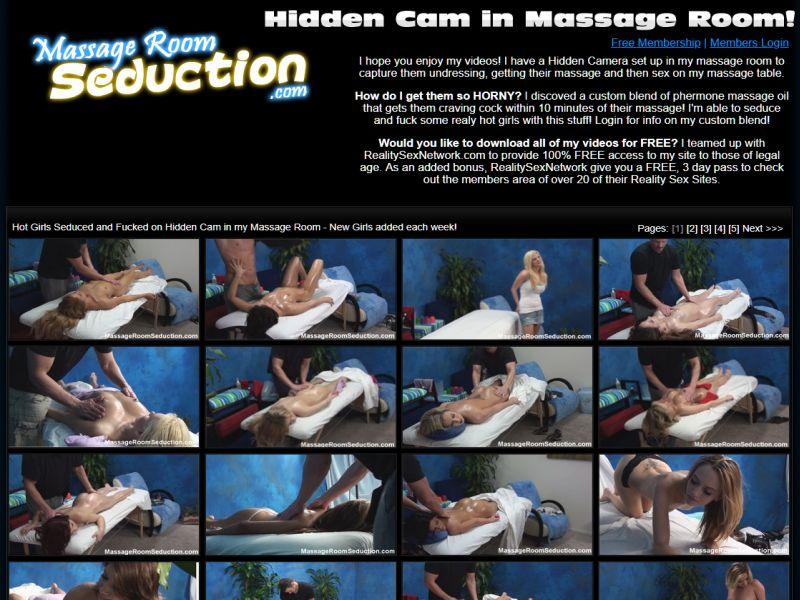 Massage Rooms Big Boobs