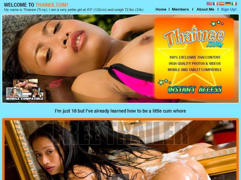 Thainee ass hole new porn