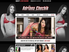 Adriana Chechik Official Website