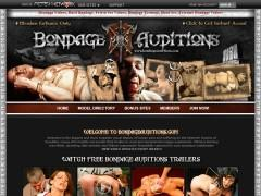 Bondage Auditions