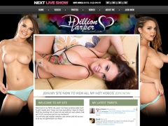 Dillion Harper Official Website