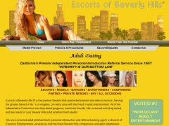 Escorts of Beverly Hills