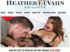 Heather Vahn Official Website