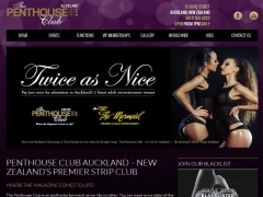The Penthouse Club in New Zealand