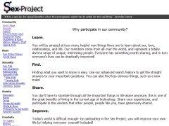 Sex Project