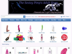 The Sextoy Pimp's Adult Store