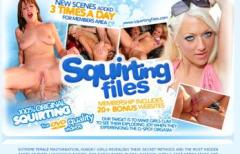 Squirting Files