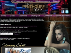 The Penthouse Club Tampa, Florida