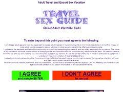 Travel Sex Guide