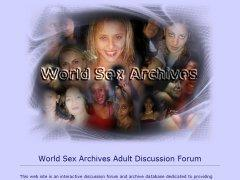World Sex Archives